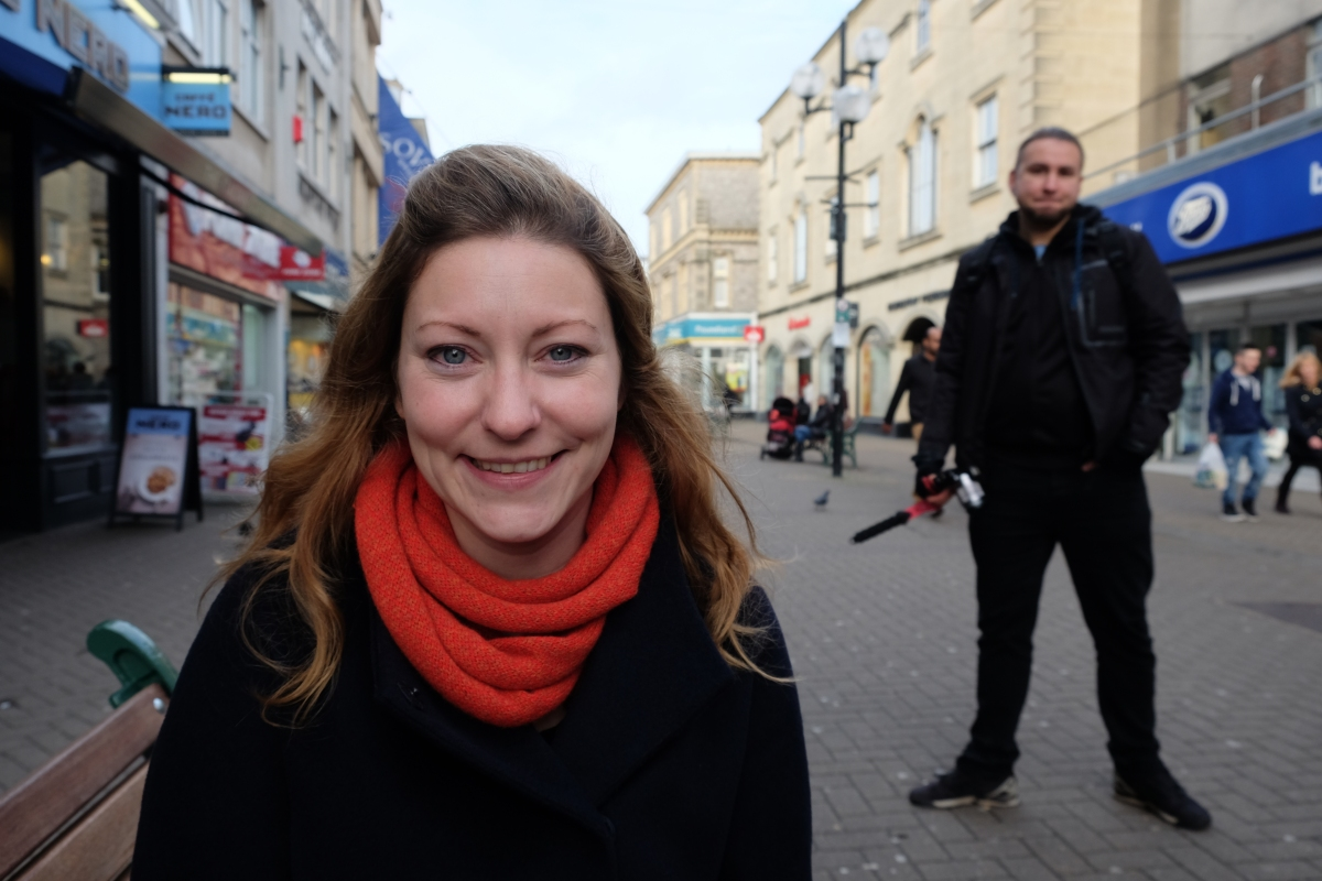 BBC HUMANS OF WESTON-SUPER-MARE