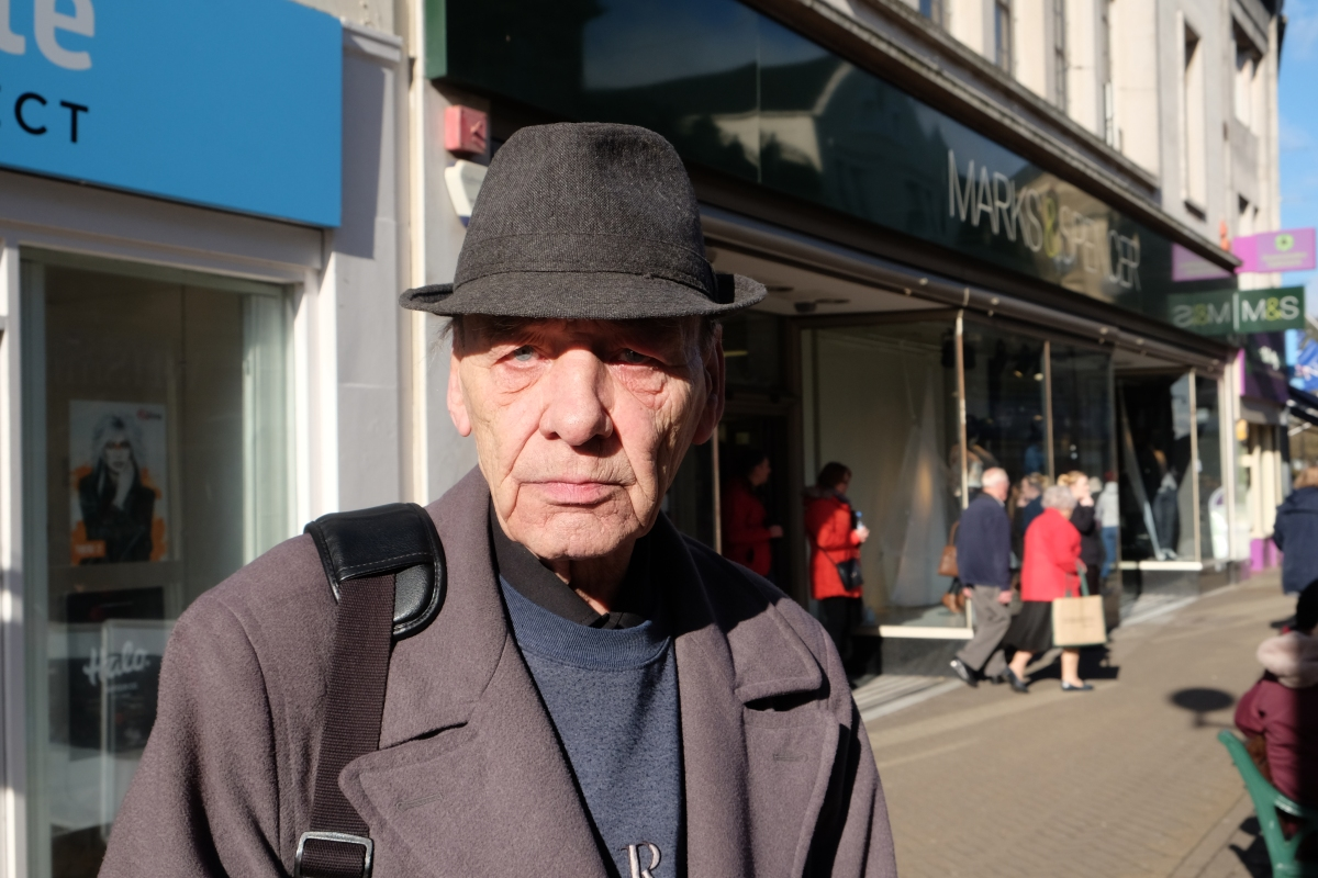 HUMANS OF WESTON-SUPER-MARE